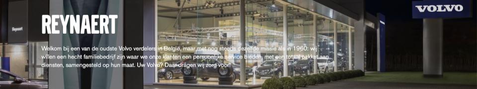 Volvo Reynaert Oudenaarde